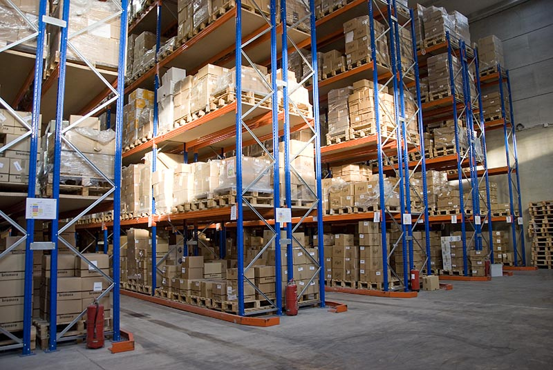 Industrial Steel Racking An Introduction To Storage Systems