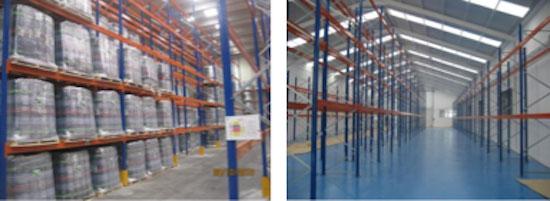 estanterías industriales 2