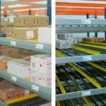 estanterías de carga manual para picking