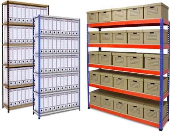Estanter as de carga manual para picking noega systems - Estantes para bodegas ...