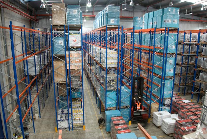 Sistemas de almacenaje