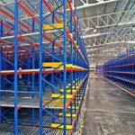 Almacenaje en estanterías industriales: sistemas y características