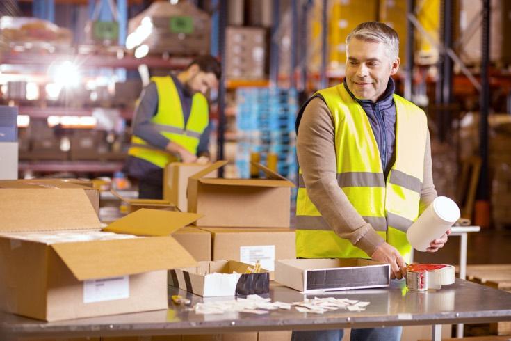 Envases y embalajes para proteger mercancías