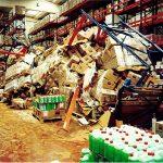 Estanterías dañadas, un peligro para nuestros almacenes