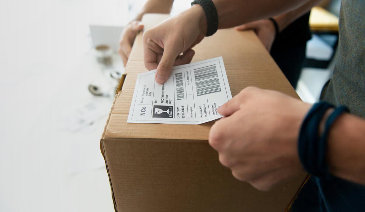 Etiquetado y codificación de las mercancías en el almacén