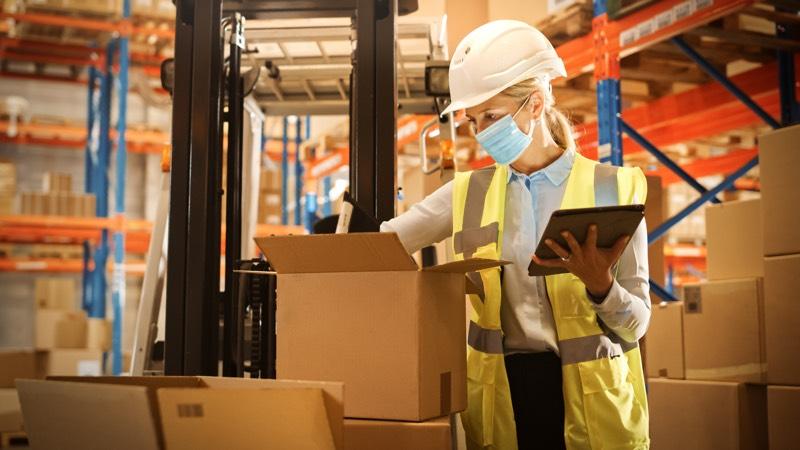 Factores que influyen en la actividad del almacén.