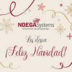 Noega Systems les desea Feliz Navidad