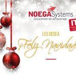 Noega Systems les desea Felices Fiestas y un próspero 2021