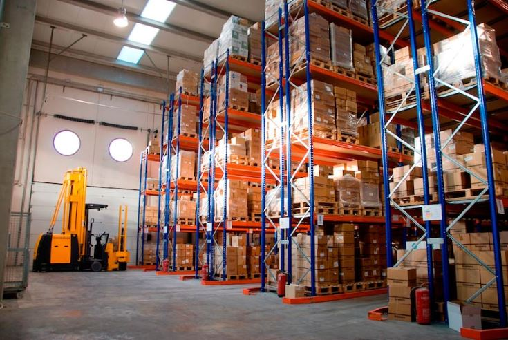 Los almacenes y la función logística en la empresa