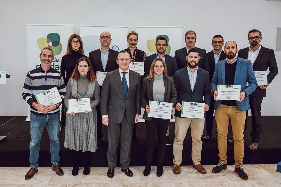Noega Systems pertenece al Club de Calidad de Asturias