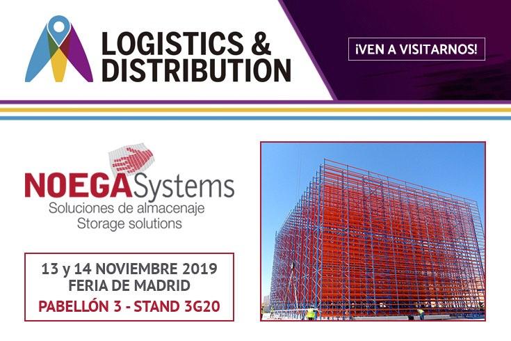 Noega Systems Feria Logistics 2019