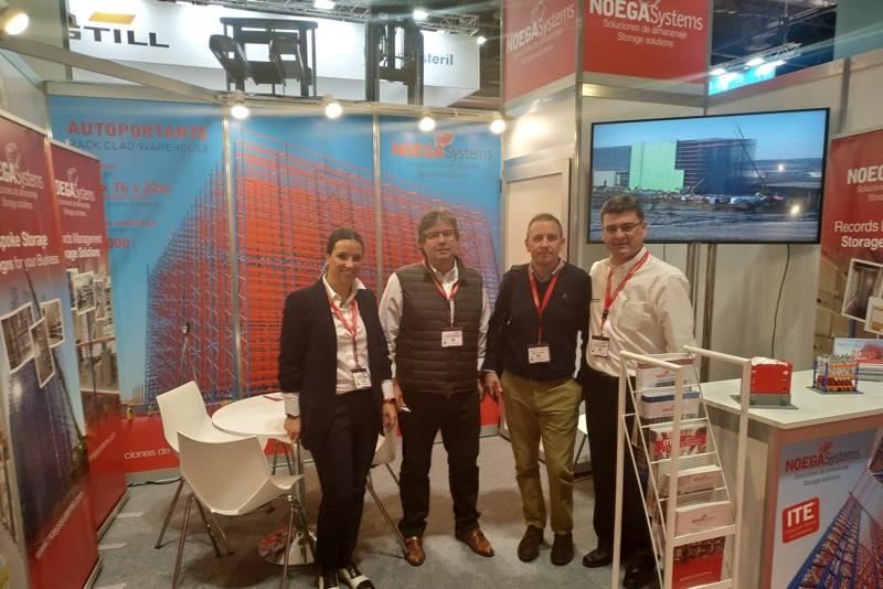 Noega Systems en Logistics 2019