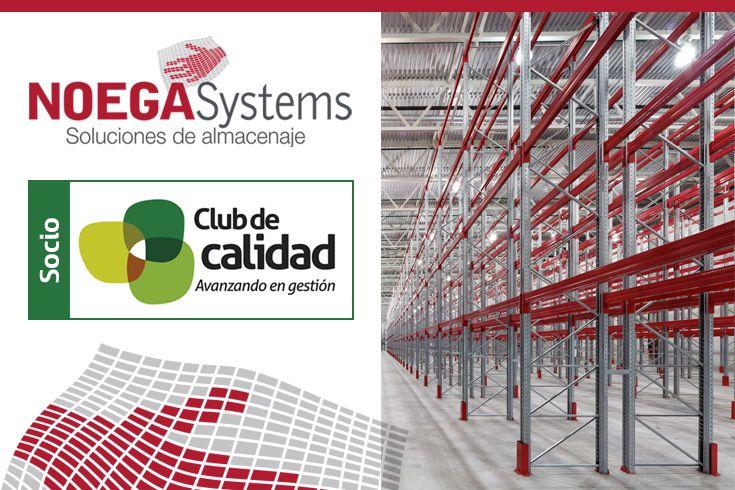 Noega Systems socia del Club Asturiano de Calidad