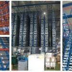 Sistemas de almacenaje automáticos: almacenamiento robotizado