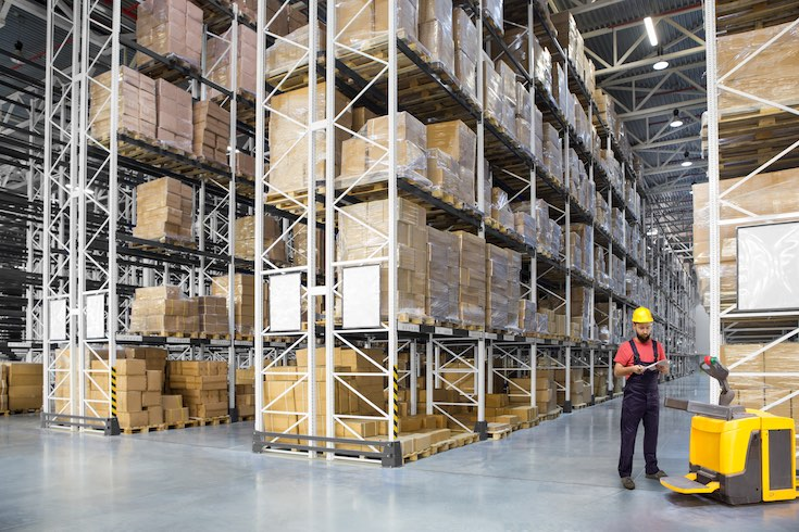Sistemas de almacenaje para palets