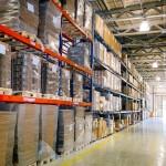 capacity of industrial pallet racking