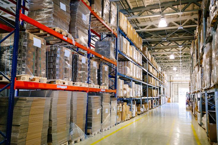 Capacity of industrial pallet racking - NOEGA Systems