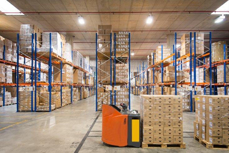 estantería adecuada para uso industrial