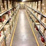 Estanterías industriales. Especificación, diseño y montaje: Medidas de prevención