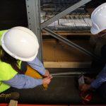 beneficios que aportan las inspecciones de estanterías