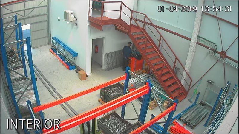 laboratorio de ensayos de I+D de Noega Systems