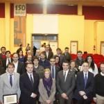 Noega Systems y Sociedad de Partners de la Politécnica de Gijón