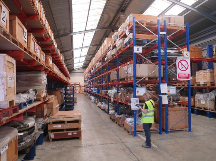 Noega Systems, 10 años de soluciones de almacenaje