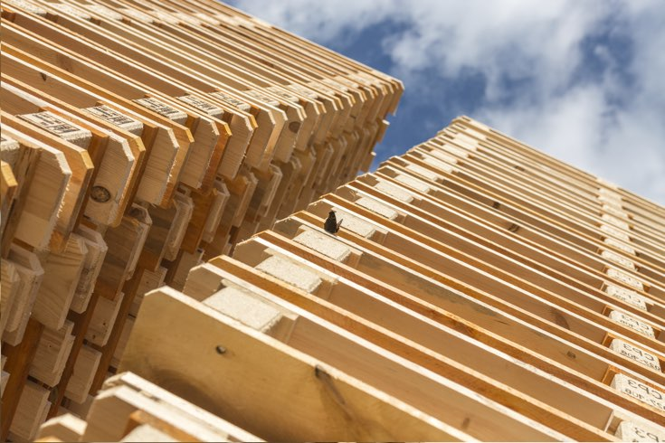 Características generales sobre los palés de madera