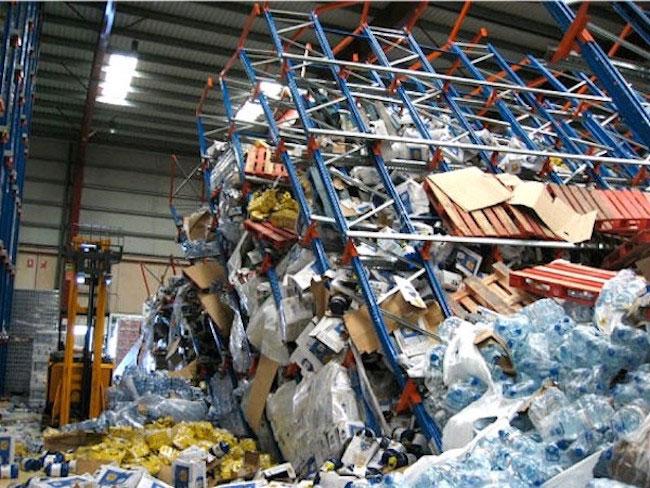 Prácticas reducir riesgos en los almacenes