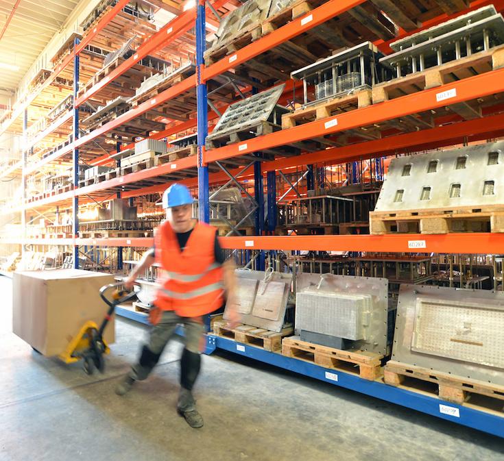 Preparación de pedidos o picking en la operativa del almacén