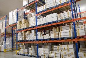 Rack selectivo, estanterías industriales, soluciones de almacenaje