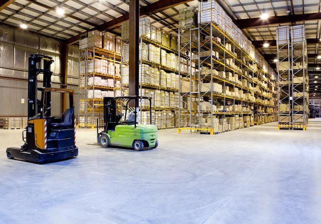 reducir riesgos en almacenes