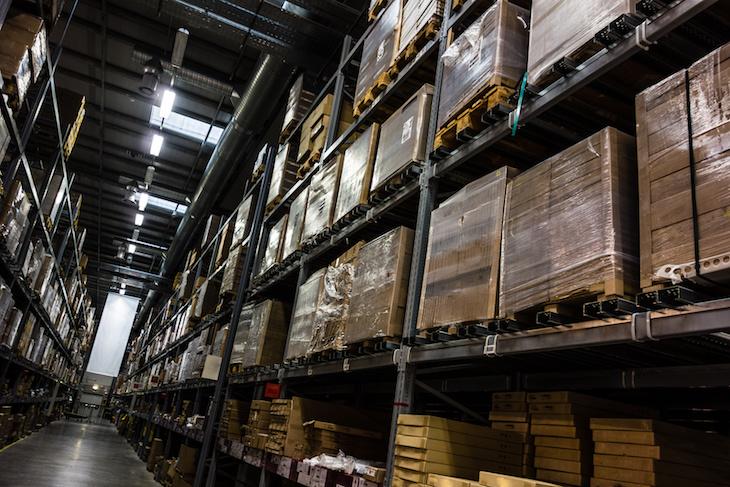 sistemas de almacenaje compacto