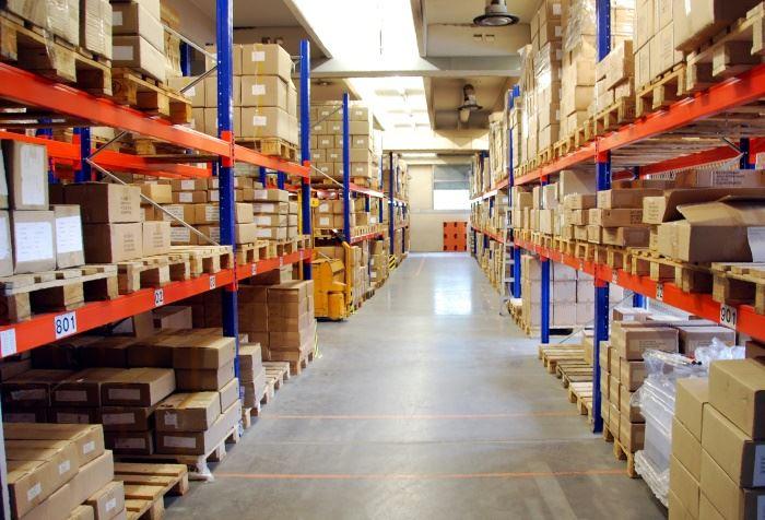 sistemas de almacenaje industrial