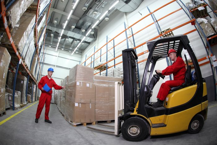 sistemas de almacenaje y picking