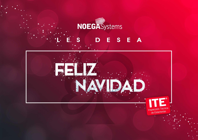 Feliz Navidad Noega Systems