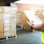 Las zonas de carga y descarga del almacén